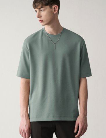 ESSENTIAL BASIC T-SHIRTS [MINT]